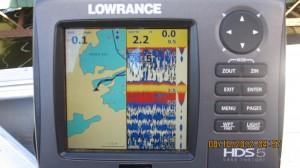 Boat 1 Electronics