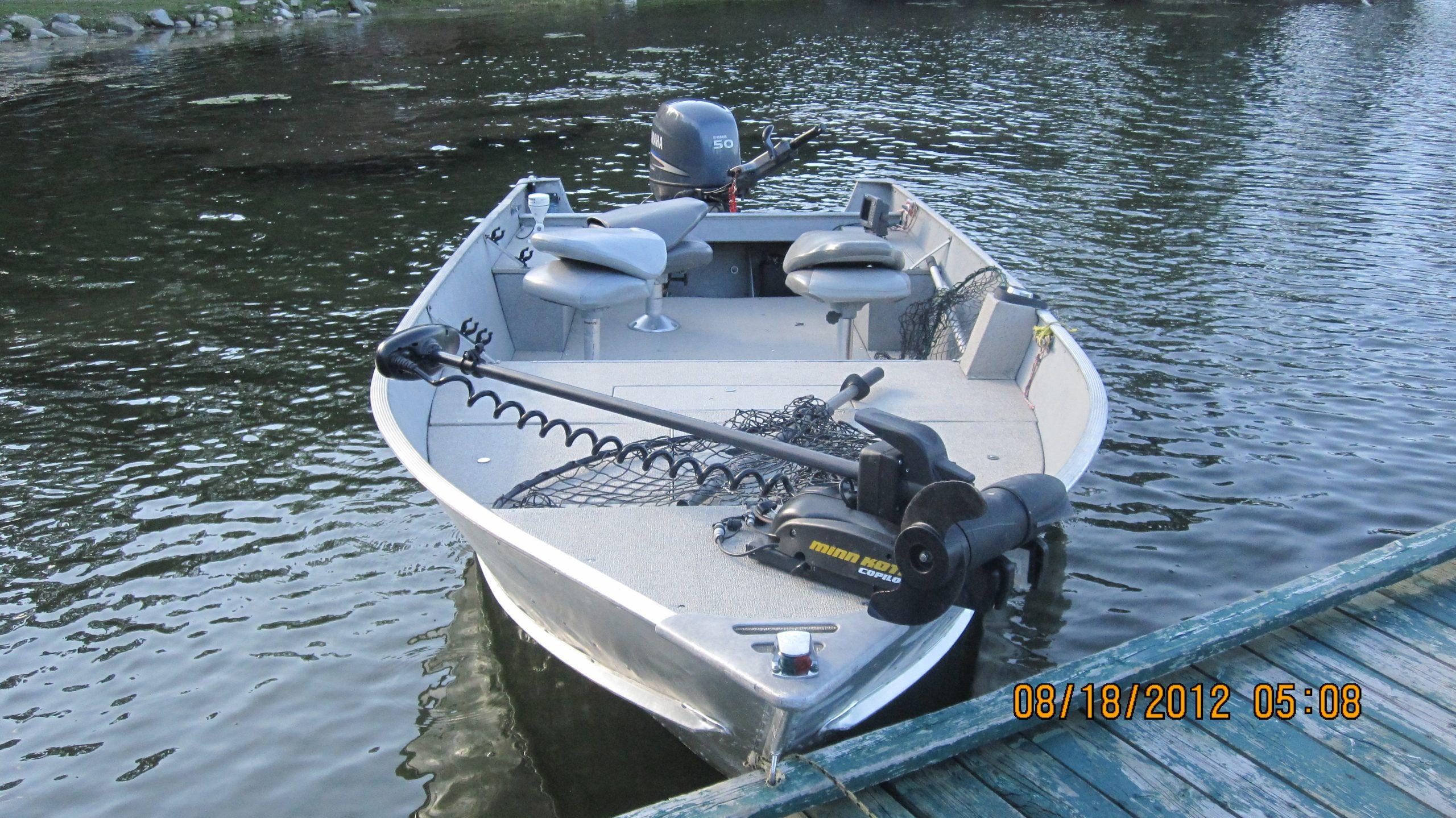 Boat Amp Equipment Rental Muskie Bay Resort